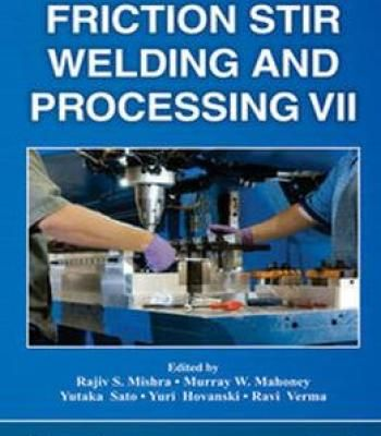 Friction Stir Welding And Processing Vii PDF