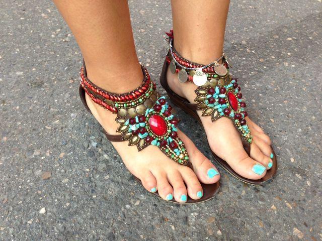 Ibiza Bagus sandals