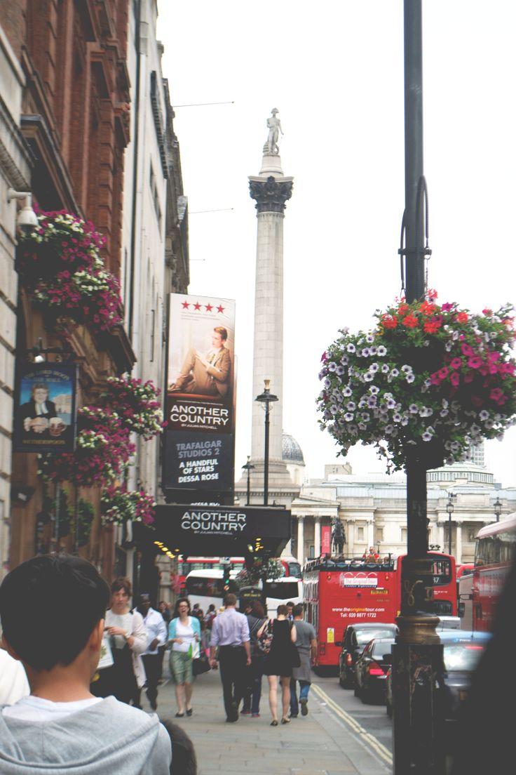 Trafalgar Square , London