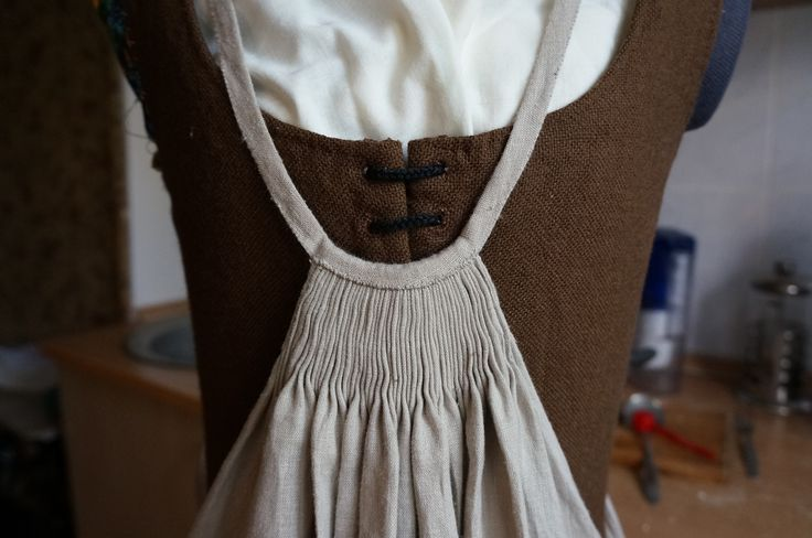 Apron for late 15 century ,Germany