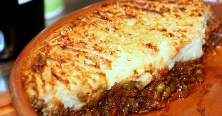This Dish Is A Staple In The United Kingdom And One Of Our Favorite Comfort Foods!