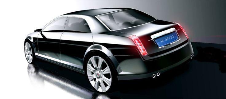 2010 Rover 3500 Concept