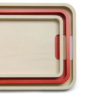 Birch plywood trays by Corin Mellor.