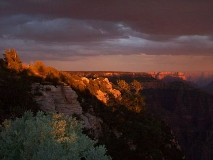 The Grand Canyon, North Rim (Been there too!)