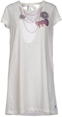 MOSCHINO SWIM T-shirts - Shop for women's T-shirt - Ivory T-shirt