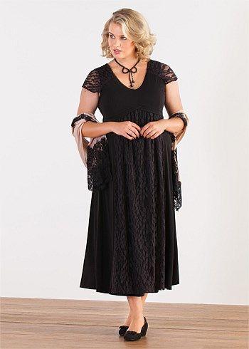 #Eplisse Lizzie Dress #plussize #curvy