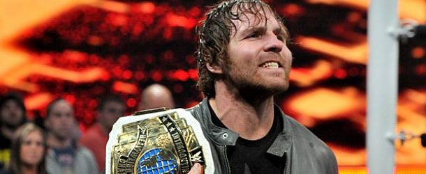 Concern Over Dean Ambrose Being Intercontinental Champion Again