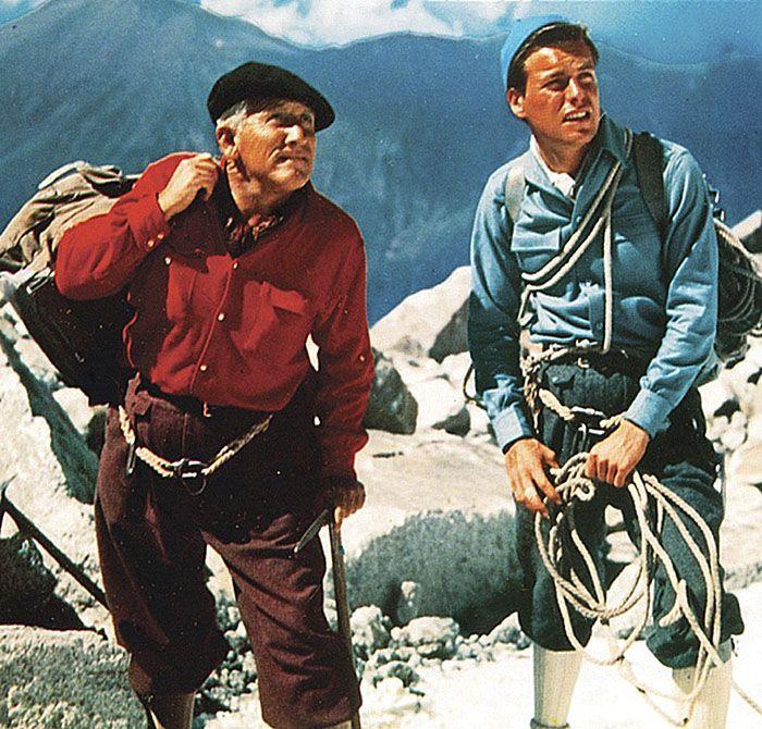 The Mountain 1956