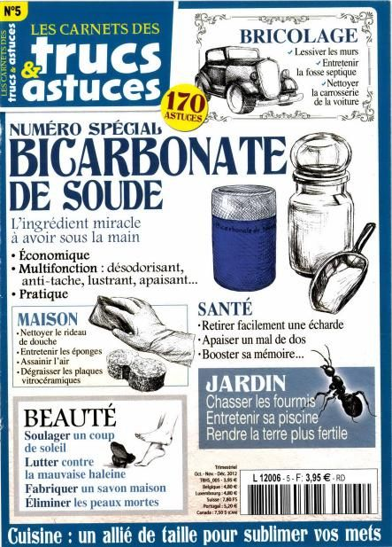 287 best images about bricolage maison on pinterest discover more ideas about pop tabs sodas - Bicarbonate de soude toilette ...