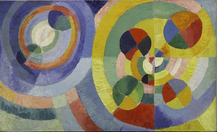 Robert Delaunay | Pintor das cores fortes e formas geométricas