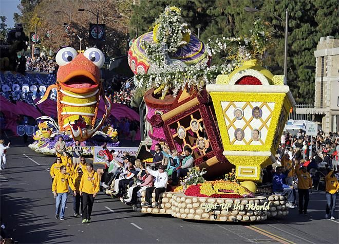 tournament of roses parade 2015 images | parade of roses watch online live stream tournament channels start ...