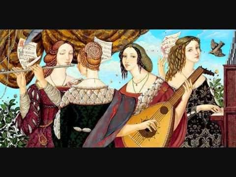 Ensemble Alcatraz e Kitka - Cantigas de Amigo - Rosa das Rosas - YouTube