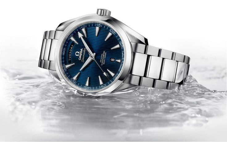OMEGA Watch Seamaster Aqua Terra  Co-Axial Day Date, 41.5 mm