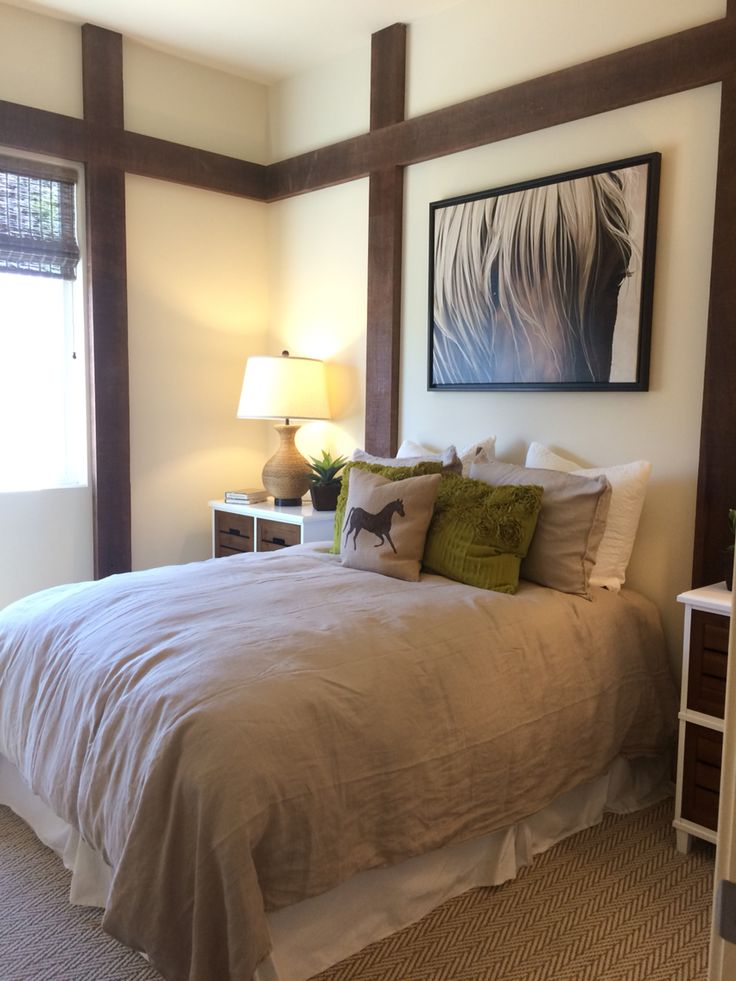 Beautiful Horse Themed Bedroom For Teen Girl