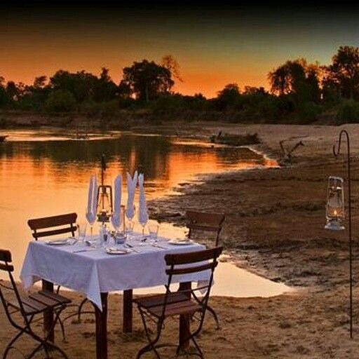 Your honeymoon can be celebrated here