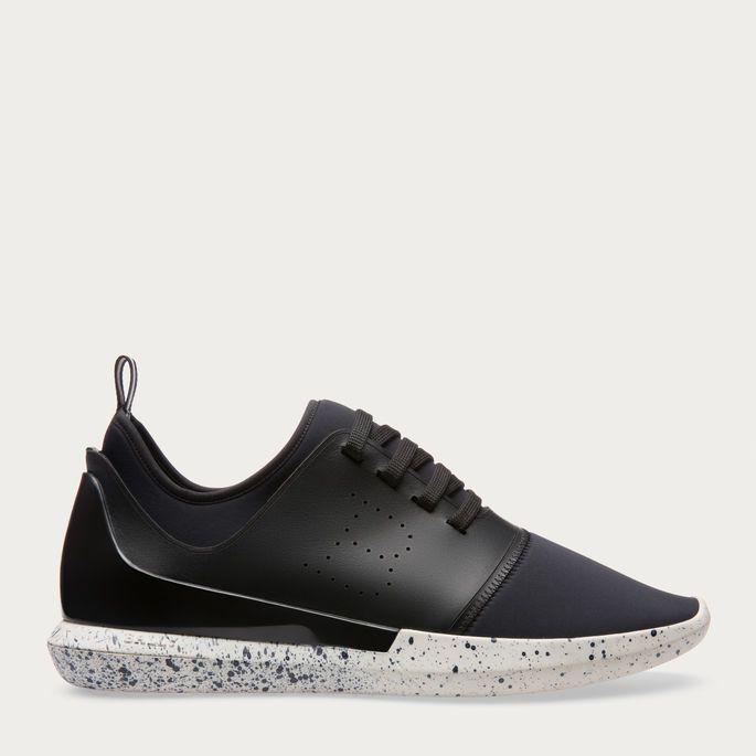 AVRO-TU - BLACK CALF Sneakers