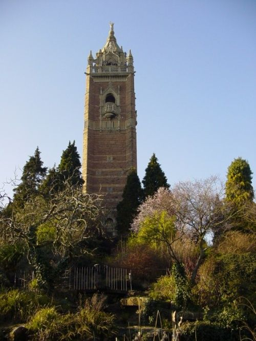 """""""A picture of Cabot Tower, Bristol"""" by Dogmadic at PicturesofEngland.com"""