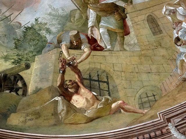 Régmúlt. Elbi blogja: Szigetvár: Szent Rókus templom