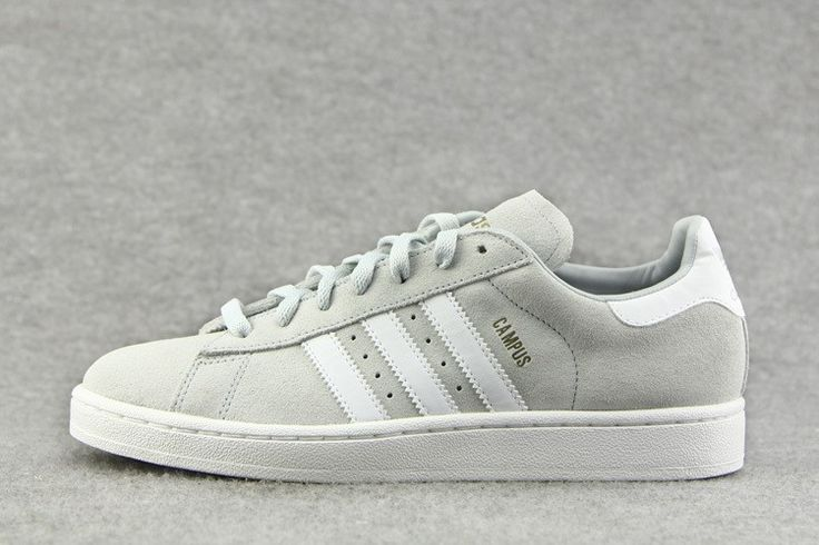adidas campus blanche homme