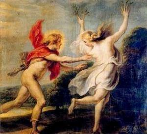 Eros y Dafne (Rubens)