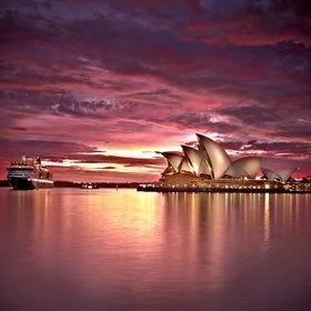 mauveBuckets Lists, The Queens, Sydneyaustralia, Australia Travel, Sunsets, Sunris, Sydney Opera House, Sydney Australia, Places