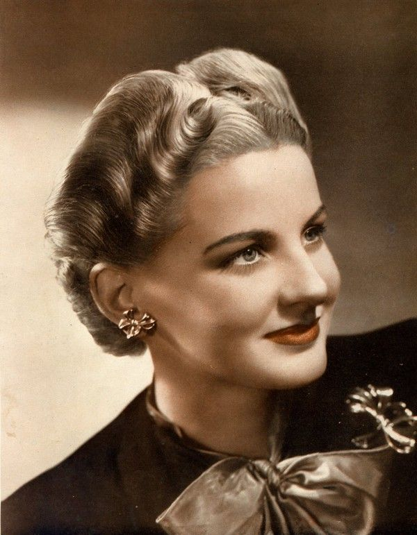 vintage styles for hair 31 best images about 50s hairstyles on 7184