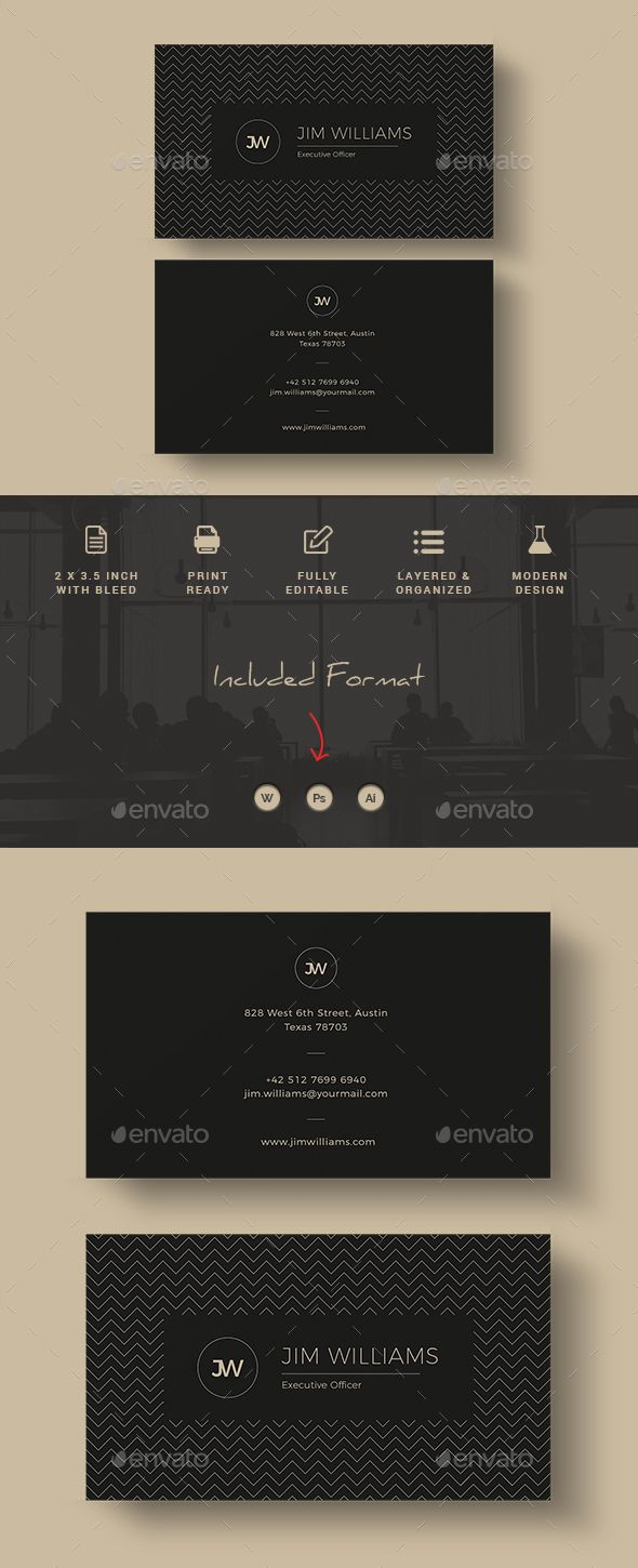 163 best Business Card Print Templates images on Pinterest ...