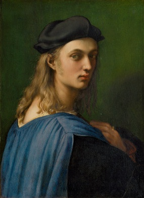 Raphael - Bindo Altoviti (c. 1515); National Gallery of Art, Washington, D.C.