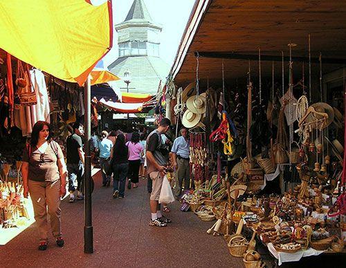 Mercado Municipal de Chillan