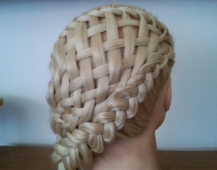 Braid Combo - water fall braid - basket braid - dutch braid - fishtail b...