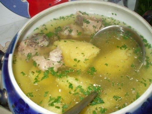 Reteta Galuste infailibile pentru supa din categoria Supe de carne. Cu specific romanesc.