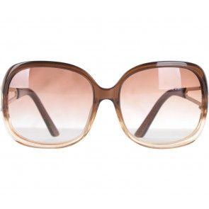 Marc Jacobs Brown Gradation Sunglasses