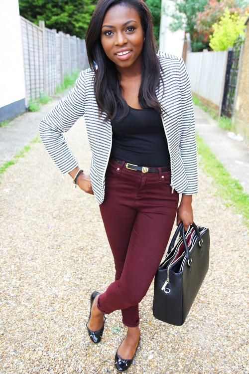 314 best images about How To Wear My Striped Blazer