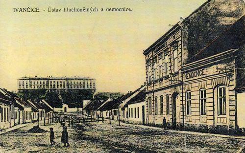 Oficiální stránky města Ivančice