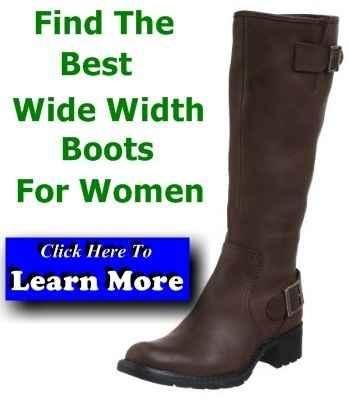 Best Wide Width Boots For Women - Wide Width Boots For Women - Wide Width Leather Boots For Women