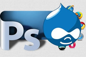 PSD to Drupal Services