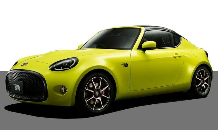 Toyota will einen neuen Celica oder MR2 Sportwagen www.autotribute.c … – Валентина Вальчик