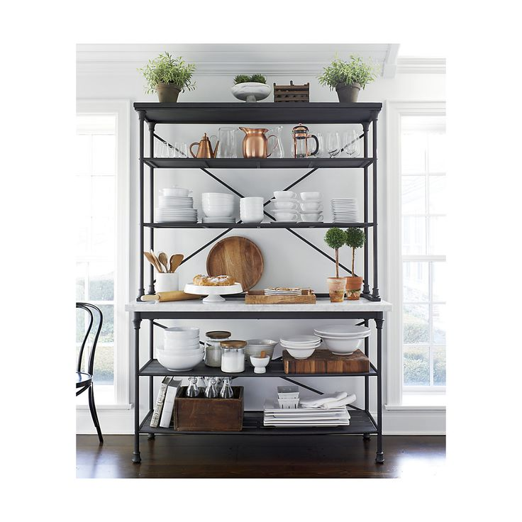 1000+ Ideas About Rustic Bakers Racks On Pinterest