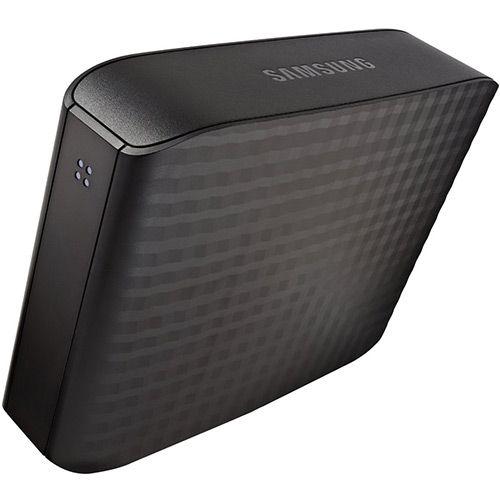 Americanas HD Samsung Externo 3TB D3 Station USB 3.0 - HX-D301TDB/G R$ 509