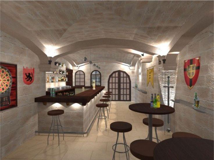 Bar decorado con paneles MSD. ventas@catalunta.com.pe