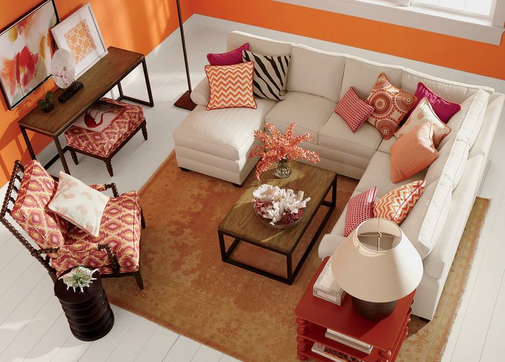 Best Living Room Inspiration Images On Pinterest Living Room - Conversation sofa ethan allen bennett roll arm