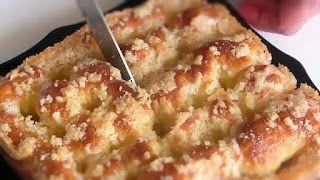 """Вкусные рецепты: Пирог """"Сахарный"""""""