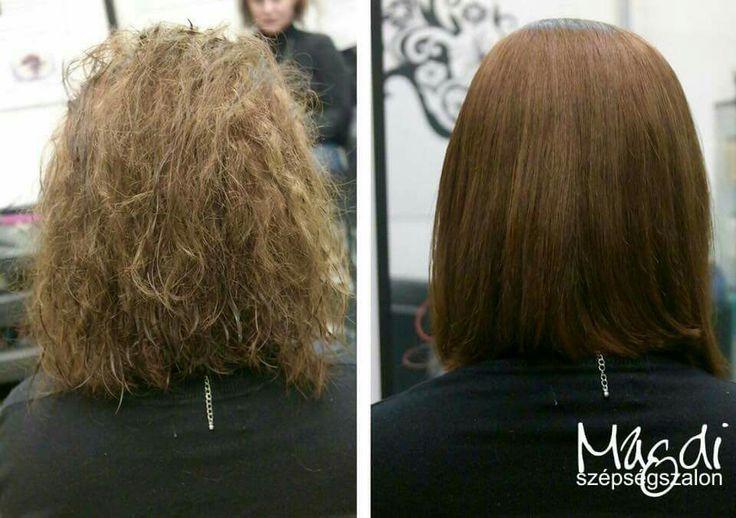 Tartós hajegyenesítéssel a puha, egészséges és kezelhető hajért.   Ismered? www.magdiszepsegszalon.hu/tartoshajegyenesites