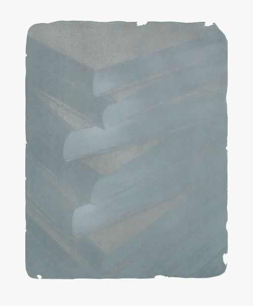 MOMENT '15-14  安井良尚  Yoshihisa Yasui <Lithography(1 stone plate) 44,3×34,8cm Izumi paper 2015>