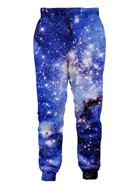 Check lastest price Alisister New 2017 Galaxy Print Jogger Pant Men Women 3d Hip Hop Creative Pantalones Mujer Fashion Couple Popular Pants Pantalon just only $15.05 with free shipping worldwide  #pantsformen Plese click on picture to see our special price for you