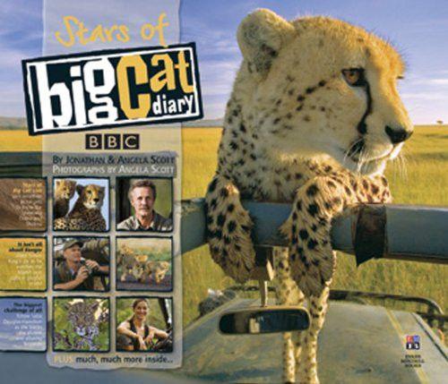 Big Cat Diary Book Jonathan Scott