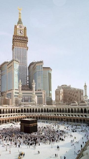 Middle East ~ Mecca