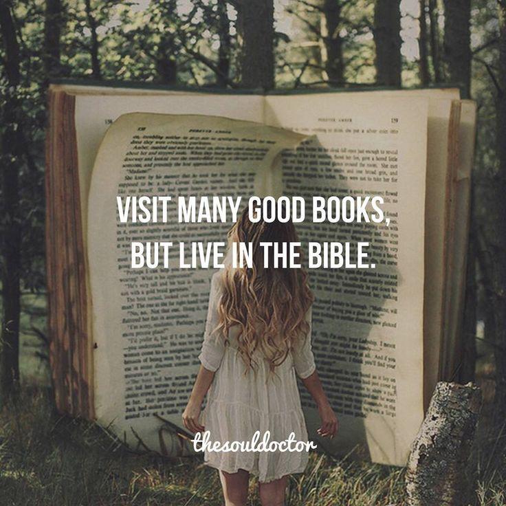 Si vous lisez cent incroyables livres chrétiens sur Jésus mais négligez de lire …   – Won't GOD do it?  Yes he will!!!!!!