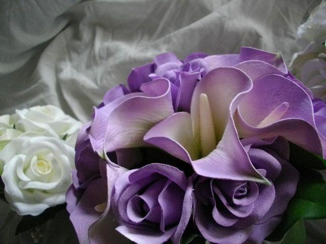 calla and rose