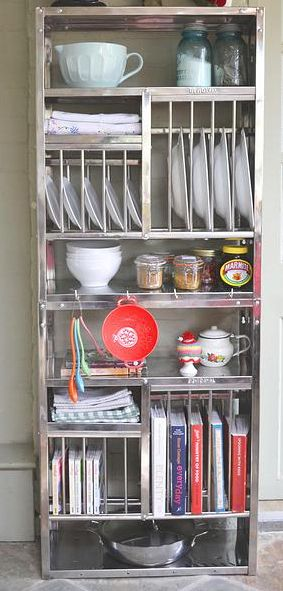 theplaterack.co.uk   Vintage Industrial Furniture   Kitchen Envy   Warehouse Home Design Magazine